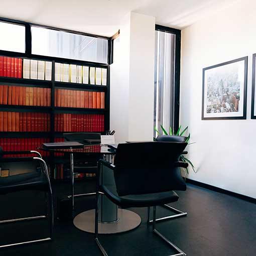 Studio Piana Illuzzi Queirolo Trabattoni situato nel centro di Genova